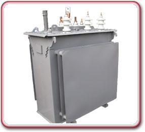 Трансформатор типу ТМГ