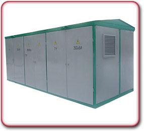 Трансформаторные подстанции КТП 2 каб/каб