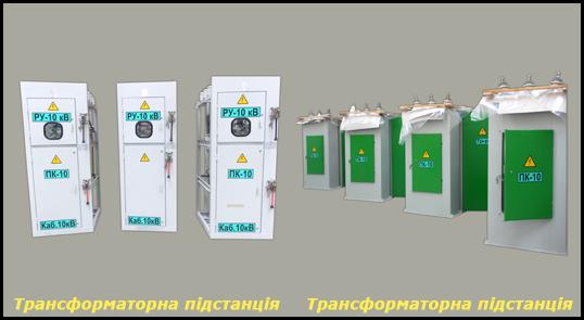 Трансформатор типу ТМОБ